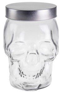 Vorratsglas Totenkopf 1400 ml
