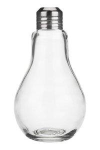 Salz- und Pfefferstreuer Glühbirne 180 ml