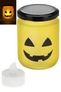 Halloween LED Licht, gelb