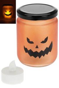 Halloween LED Licht, orange