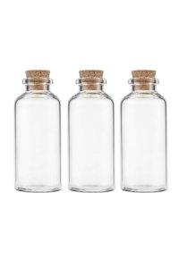 Minikorkenflasche 30 ml, 3er Pack