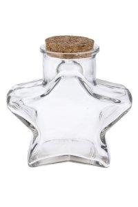 Korkenglas Stern 300 ml