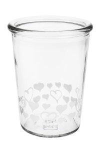 Becherglas 150 ml Herzen