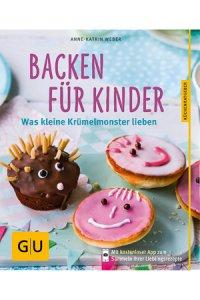 Backen für Kinder (Buch)