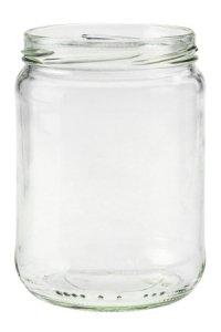 Rundglas  555 ml