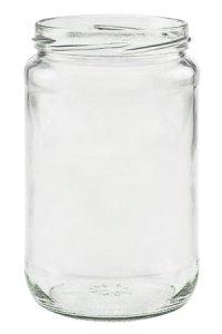 Rundglas  720 ml