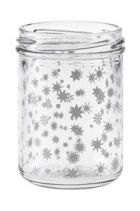 Sturzglas 219 ml Sterne