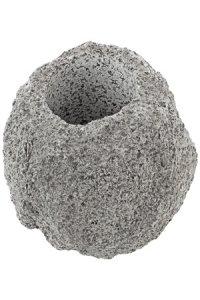 Flaschen- und Glashalter Granitstein Bohrung Ø ca. 61 mm