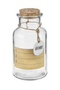Deko-Korkenglas 250 ml