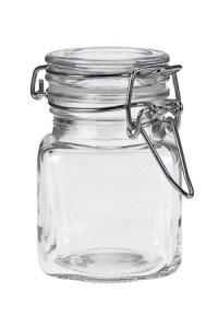 Bügelglas  100 ml