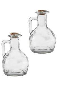 Karaffen Set Essig und Öl, 2 x 175 ml