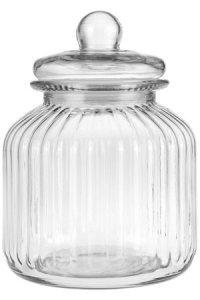 Vorratsglas mit Facetten 3000 ml