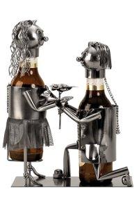 Bier-Flaschenhalter Der Heiratsantrag