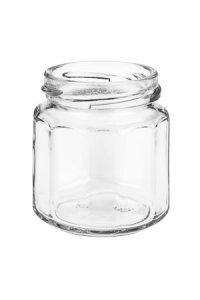 Zwölfeckglas 120 ml