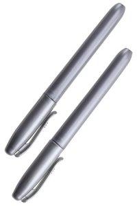 Permanent Marker silber metallic