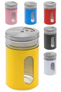 Gewürz-Multistreuer 95 ml in 6 Farben, 6er Set