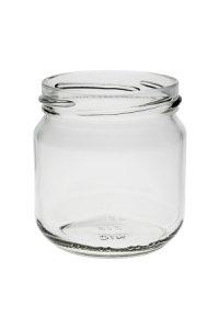 Rundglas  212 ml nieder
