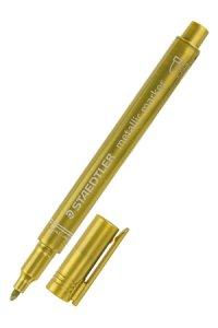 Staedtler Metallic Marker gold