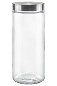 Vorratsglas Nobilis 2200 ml mit Edelstahlverschluss