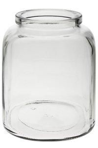 Korkenglas  695 ml quadratisch