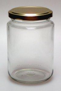 Rundglas  370 ml
