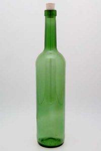Landhaus 750 ml grün