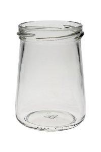 Schmuckglas 235 ml konisch