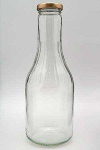 Weithalsflasche  750 ml