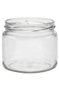 Rundglas  330 ml