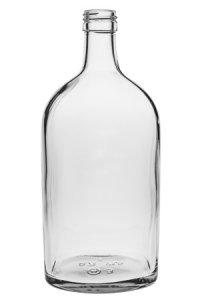 Kurzhalsflasche  700 ml