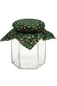 Deckchen 120 mm grün Stechpalme