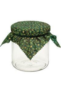 Deckchen 150 mm grün Stechpalme