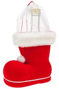 Befüllbarer Nikolausstiefel groß