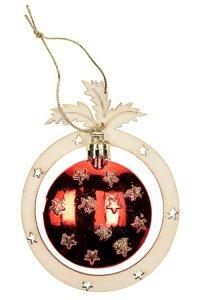 Weihnachtsanhänger Weihnachtskugel