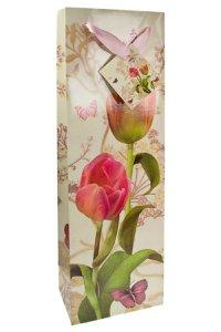 Flaschentasche Tulpen