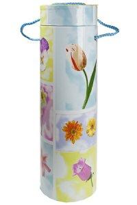 Flaschenbox Blumen