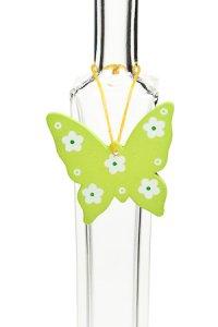 Anhänger Schmetterling grün