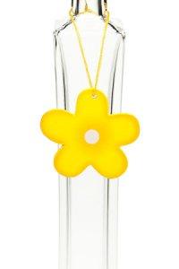 Anhänger Blume gelb