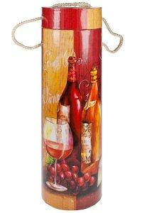 Flaschenbox Wein rot