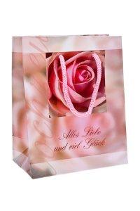 Geschenktasche Alles Liebe, 11 x 6 x 13,5 cm
