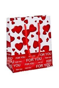 Geschenktasche For You klein