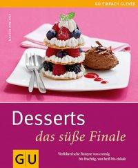 Das süße Finale - Desserts (Buch)