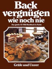 Backvergnügen (Buch)