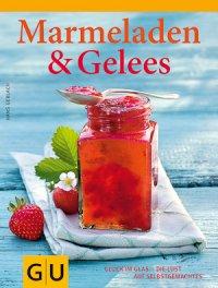 Marmeladen und Gelees spezial (Buch)