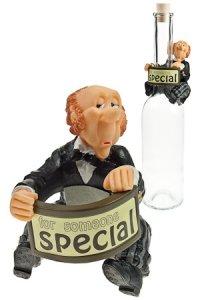 Flaschendeko Butler