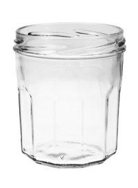 Sturzglas 324 ml mit Facetten