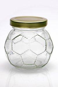 Fußballglas 212 ml