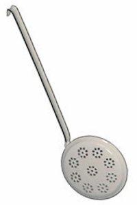 Schaumlöffel 12 cm