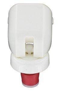 Sicherheits-Sektflaschenverschluss weiß