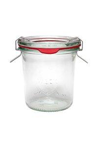 WECK-Mini-Sturzglas 140 ml - ZWÖLFERPACK
